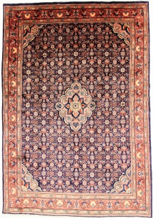 Rugeast MAHAL 335×232 cm Orientteppich Handgeknüpft