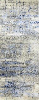 Rugeast Orientteppich MODERN 203 x 80 cm Handgeknüpft