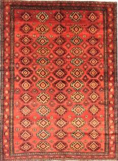 Rugeast Orientteppich KURDI 267×195cm Handgeknüpft