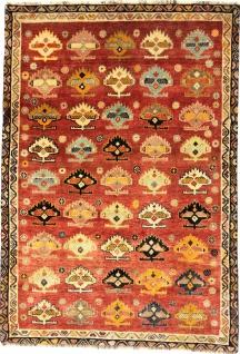Rugeast Qashqai 185 x 126 cm Orientteppich Handgeknüpft