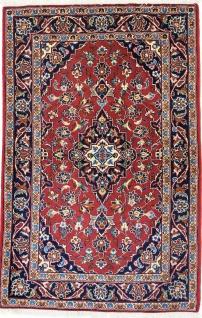 Rugeast Orientteppich Kashan 150 × 98 cm Handgeknüpft