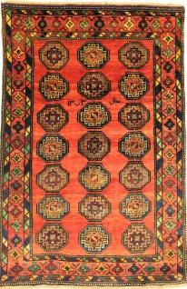 Rugeast Orientteppich KURDI 300×202 cm Handgeknüpft