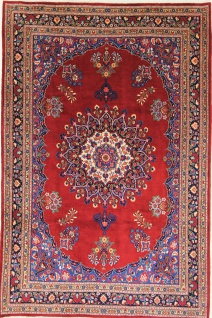 Rugeast Orientteppich Moud 301 × 201 cm Handgeknüpft