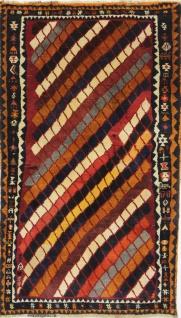 Rugeast Orientteppich Handgeknüpfte Qashqai 194 x 109 cm