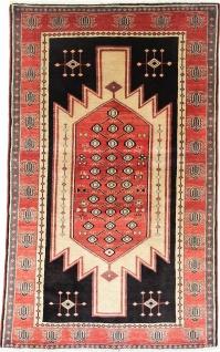 Rugeast Orientteppich Tarum 202 × 126 cm Handgeknüpft