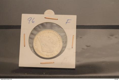 Bundesrepublik Deutschland, Kursmünze: 2 Deutsche Mark; Franz J. Strauß; 1996 F, Jäger-Nr. 450, stg
