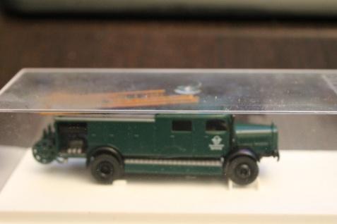 Feuerwehr; Mercedes Benz; Brekina 1:87; H0
