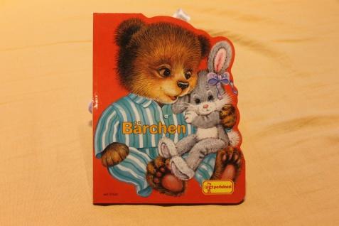 Bärchen - Kinderbuch vom Pestalozzi Verlag
