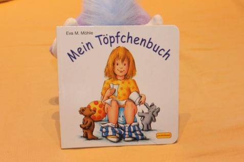 Mein Töpfchenbuch von Eva M. Möhle - Kinderbuch
