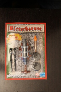Ritterkanone von Playmobil - Das Original; Neu in OVP