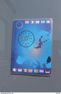 Frankreich; EURO - Kursmünzensatz 1999; unzirkuliert; im Folder