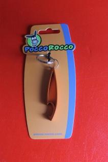 """Schlüsselanhänger Pocco Rocco, Flaschenöffner """" Bottle Opener The Bow"""""""