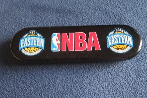 NBA Kugelschreiber; NBA Eastern Chicago Bulls, in OVP-Metallbox