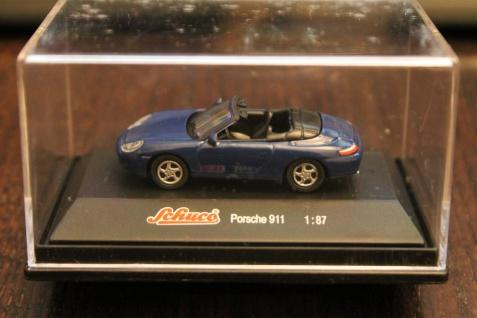 Porsche 911; Schuco; 1:87