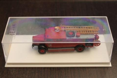 Feuerwehr Achern; Mercedes Benz; Brekina 1:87; H0