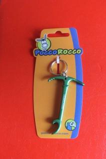 """Schlüsselanhänger Pocco Rocco, Flaschenöffner """" Bottle Opener Ice Pick"""""""