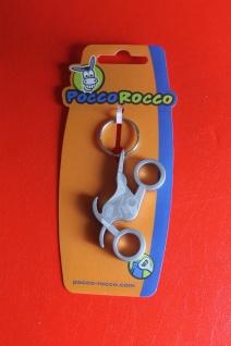 """Schlüsselanhänger Pocco Rocco, Flaschenöffner """" Bottle Opener Moto Cross"""""""