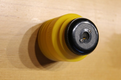 Anspitzer, Spitzer, Dosenspitzer für Linkshänder für Bleistifte und Buntstifte