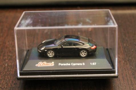 Porsche Carrera S; Schuco; 1:87