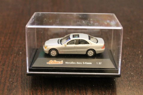 Mercedes Benz S-Klasse; Schuco; 1:87