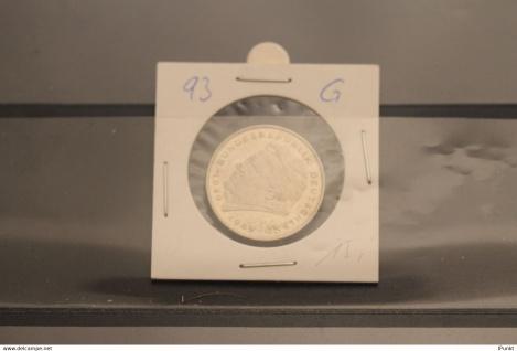 Bundesrepublik Deutschland, Kursmünze: 2 Deutsche Mark; Franz J. Strauß; 1993 G, Jäger-Nr. 450, stg