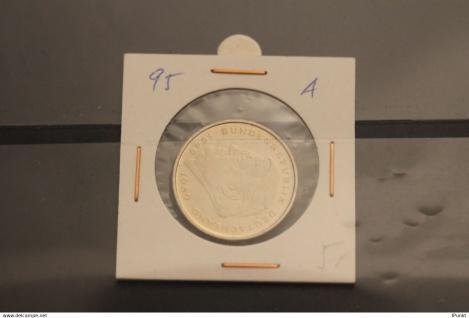 Bundesrepublik Deutschland, Kursmünze: 2 Deutsche Mark; Franz J. Strauß; 1995 A, Jäger-Nr. 450, stg