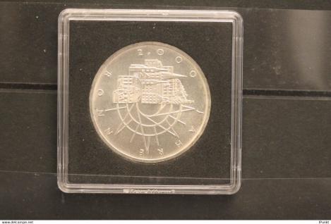 Bundesrepublik Deutschland; 10 Deutsche Mark; 1989; 2000 Jahre Bonn, Silber; stg; Jäger-Nr. 447