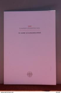 Ministerkarte: SOS-Kinderdörfer; 10.06.1999; MiNr.2062