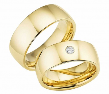 Cilor Trauringe Gelbgold RP05
