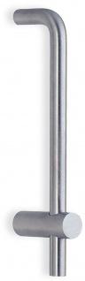 Smedbo Edelstahl Schubladengriff 87-100 mm gebürstet B576