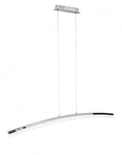 Wofi COLMAR 234 LED Pendelleuchte, chrom, 120cm