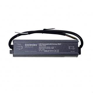 Bioledex 100W 12V DC LED Treiber IP67 wasserdichtes Netzteil für 12V LEDs