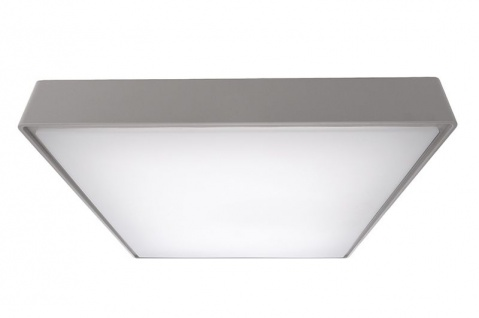 Deko Light Quadrata III Wand u. Deckenleuchte LED grau, weiß IP65 1380lm 4000K >80 Ra 115° Modern