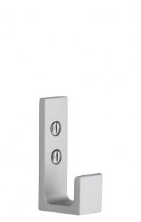 Smedbo Garderobenhaken Aluminium matt B1047
