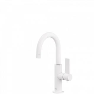 Tres Exclusiv Project-Tres Waschtisch Einhebel Armatur mit hohem schwenkbaren Auslauf 211.904.01