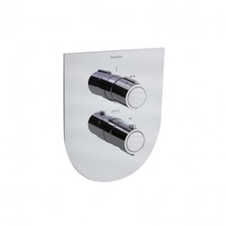 Ramon Soler Urban Chic Unterputz Thermostat Einhebel Brausebatterie 2 Wege