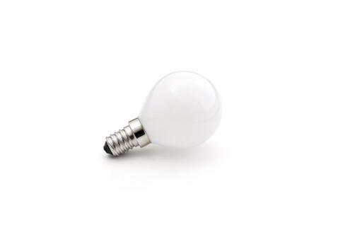 KONSTSMIDE LED Leuchtmittel warm weiß, opal
