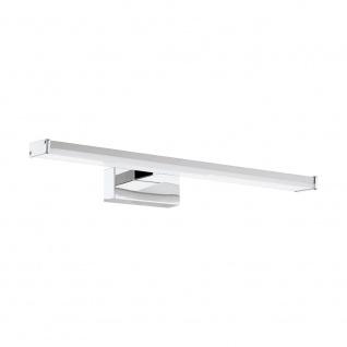 EGLO PANDELLA 1 LED Spiegelleuchte L-400, 1-flg., chrom, silber, weiss