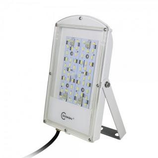Bioledex ASTIR LED Fluter 12VDC 28W 2400Lm 120° 5000K Grau