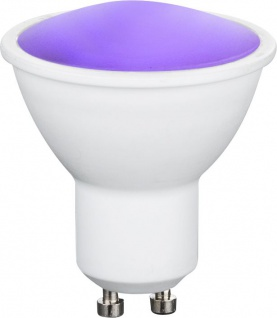 Globo LED - LEUCHTMITTEL LED Leuchtmittel Weiß, 2xGU10 RGB