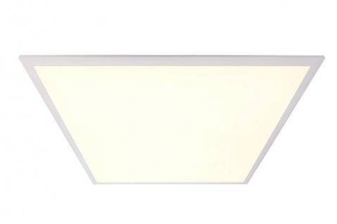 Deko Light CCT WW/CW LED Panel, Rasterleuchte weiß, weiß 3551lm 3000-5500K >80 Ra 120 °