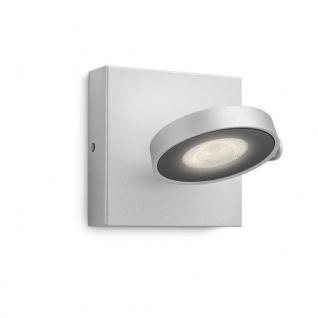 Philips myLiving LED Spot Clockwork 1flg. 531704816, 500lm, Aluminium lackiert