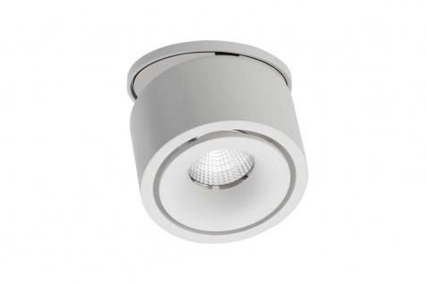 Lumexx Mini Semi LED Einbauleuchte weiß/weiß 7W, 550lm, 2700k