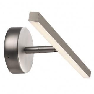 Nordlux IP S13 - 40cm Bad Spiegelleuchte gebürstet Stahl