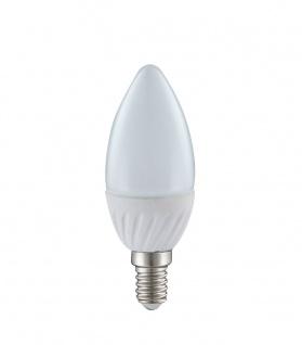 Globo LED - LEUCHTMITTEL LED Leuchtmittel Keramik Weiß, 1xE14 LED