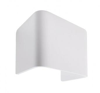 Deko Light Abdeckung Crateris I Aluminium Weiß weiß IP20