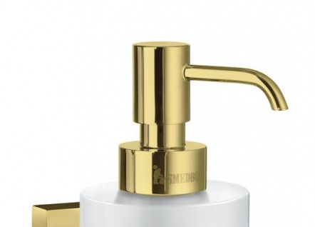 Smedbo Pumpe für Seifenspender messing poliert RV371-