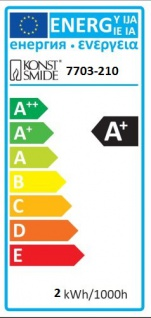 Konstsmide E14 Led-leuchtmittel 0, 9W 43lm 2600K - Vorschau 2