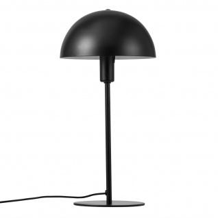 Tischlampe schwarz Nordlux Ellen 20 E14 mit Kabelschalter