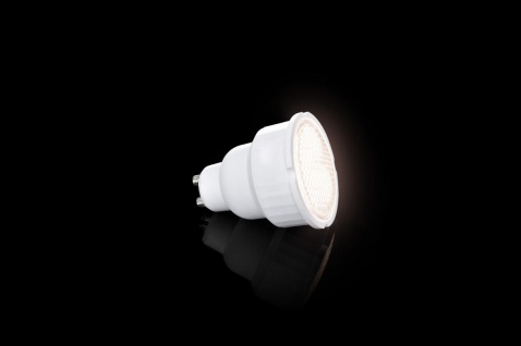 KONSTSMIDE Energiespar Leuchtmittel GU10 Spot warm weiß